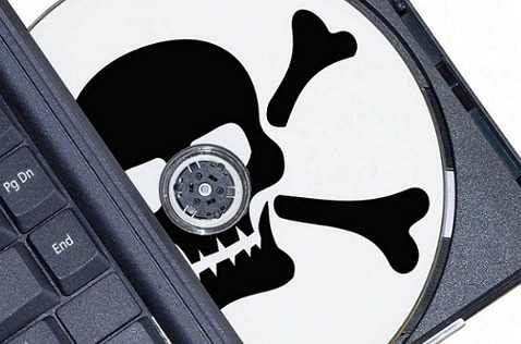 Piratería informática.