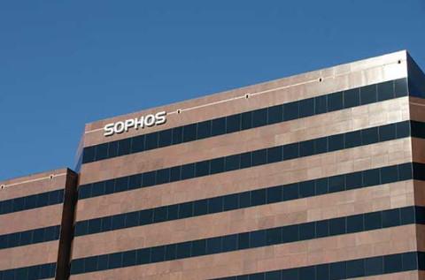 Instalaciones de Sophos.
