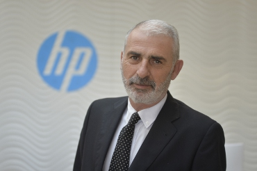 Javier García Garzón, Iberia channel director en HP