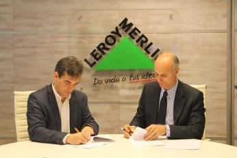 Leroy Merlin elige a la tecnológica española BQ como partner de movilidad