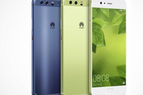 Huawei P10 está disponible en más de 30 mercados.