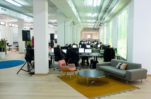 Nuevas oficinas en Tomares (Sevilla) de Media Interactiva