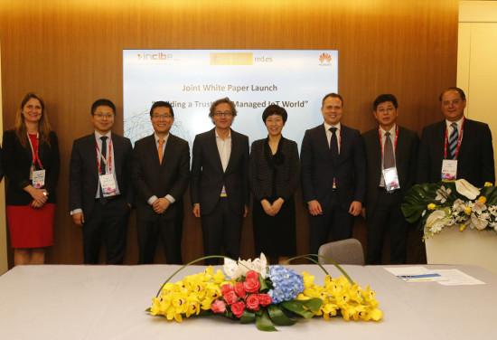 Presentación whitepaper Ciberseguridad Huawei Incibe.