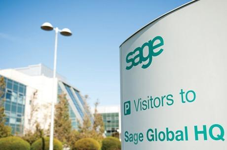 Oficinas centrales de Sage.