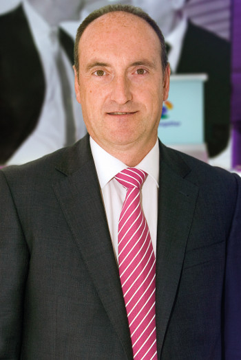 Luis Álvarez, CEO de BT Global Services.