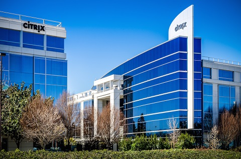 Sede central de Citrix, en Santa Clara, California.