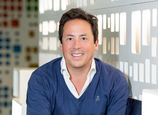 Bosco Aranguren, director de marketing de Microsoft Ibérica.
