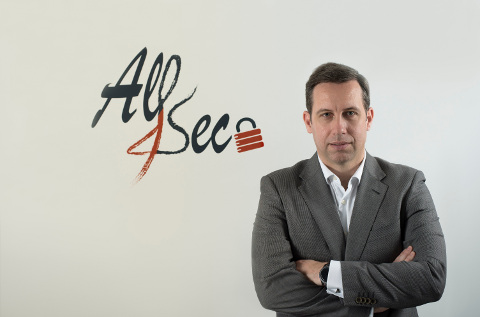 Alfonso Franco, fundador y CEO de All4Sec