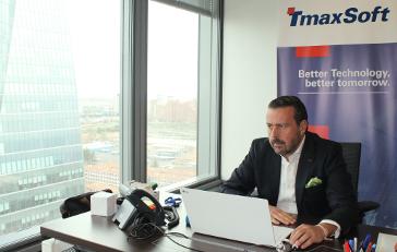 Álvaro Ansaldo, responsable de Tmaxsoft en España.
