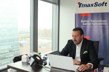 Álvaro Ansaldo, responsable de Tmaxsoft en España