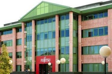 Oficinas de Fujitsu en Madrid.