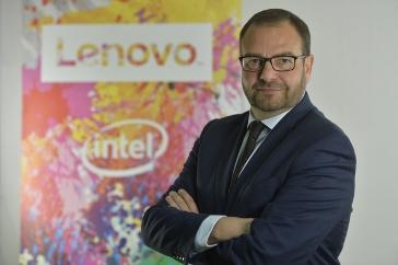 Ángel Ruiz López, Lenovo