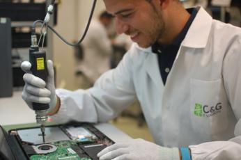 C&G IT Solutions, empresa andaluza referente en la gestión de operaciones globales de fabricantes y operadores
