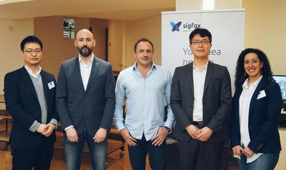 Sayme y Wisol aspiran a convertirse en el principal fabricante mundial de IoT LPWAN