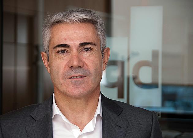 Carlos Sanz, director general de Fibratel
