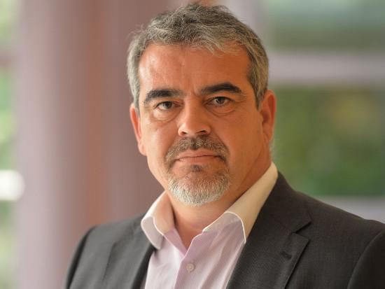 Pedro Quiroga, MCR (foto abril 2017).