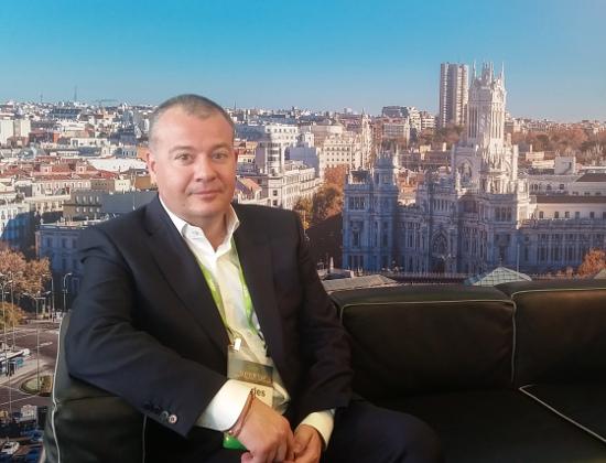 Carlos Ransanz, vicepresidente de partners de Sage.