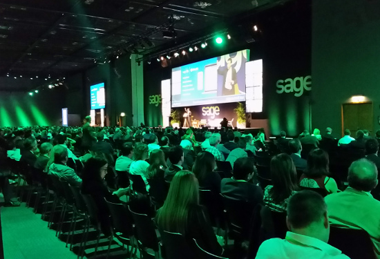 Sage Summit Madrid 2017.