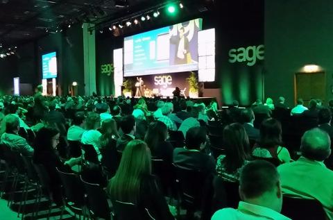 Sage Summit Madrid 2017.