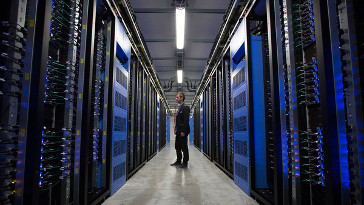 El valor continuo de los discos duros en los centros de datos