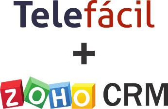 Telefácil integrado con ZohoCRM