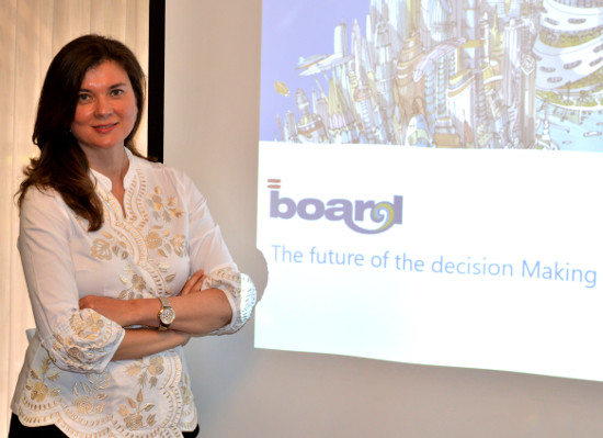 Natalia Fernández, country manager de Board.