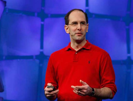 Scott Guthrie, Microsoft.