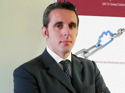 Luca Constanzo, director de canal de QAD.