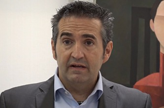 Javier Gómez, de Cambium Networks.