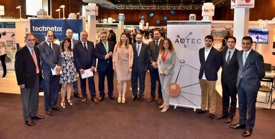 Inauguración AOTEC 2017.