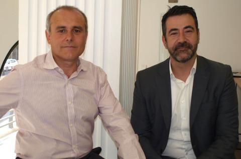 José Gil y David Quirós, de EinzelNet