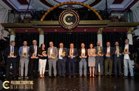 Premios Computing 2017.
