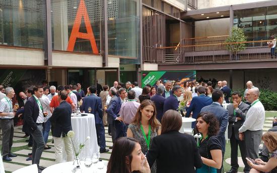 Gala de la Distribución de Schneider 2017.