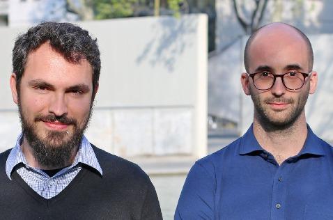 Jordi Romero y Pau Ramón, fundadores de Factorial.