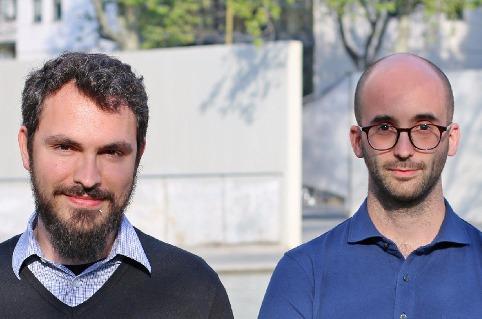 Jordi Romero y Pau Ramon, fundadores de Factorial.