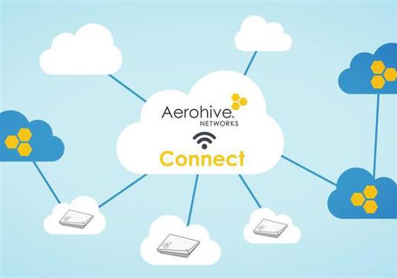 Aerohive Connect ya está disponible en todo el portfolio