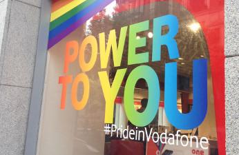 Vodafone se prepara para semana del Orgullo ofreciendo 700 Mbps