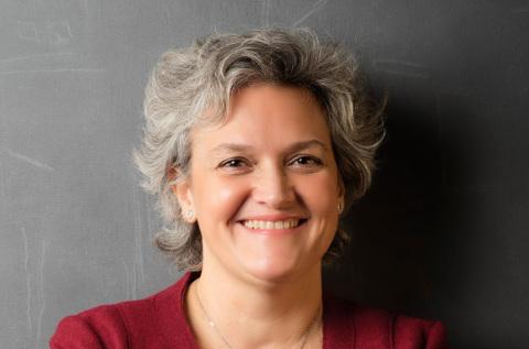 María César, directora de HP Impresión