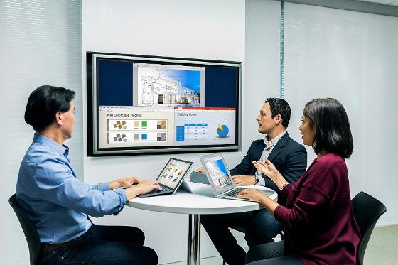 Polycom Pano, solución de videocolaboración que destaca por la compartición de contenidos.