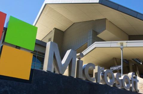 Oficinas de Microsoft.
