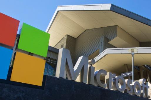 Oficinas corporativas de Microsoft.