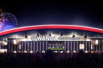 Wanda Metropolitano tendrá cobertura de banda ancha móvil multi-operador