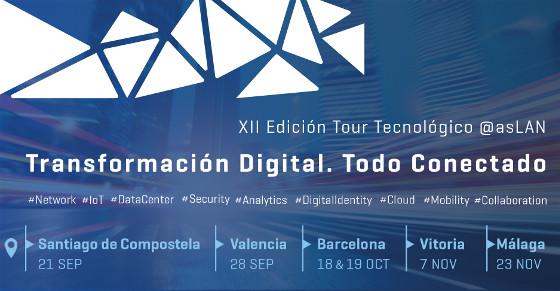 XII Edición del Tour Tecnológico Aslan.