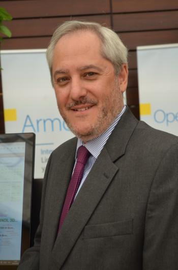 Manuel del Pino, manager preventa de Information Builders para España,Portugal y México.