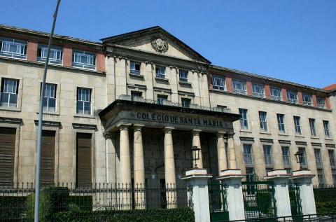 Colegio Marianistas de Vitoria.