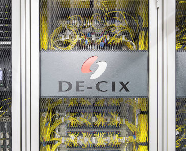 DE-CIX data center