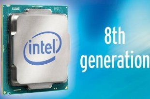 Chips Intel 8ª generación