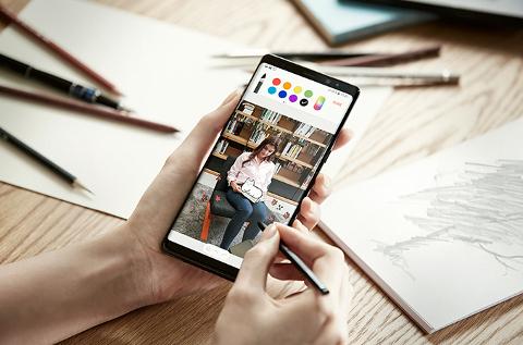 Los teléfonos Samsung siguen siendo los que menor radiación emiten.