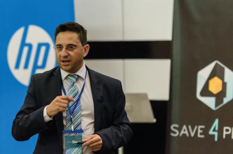 Jorge Morata, director de operaciones de Save4Print.