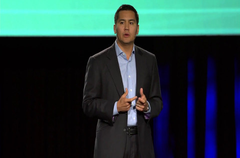 Chris Hsu, CEO de Micro Focus.